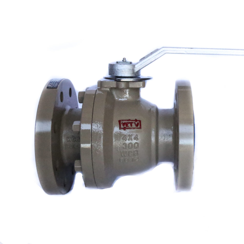 Flanged End Ball Valve 300lb