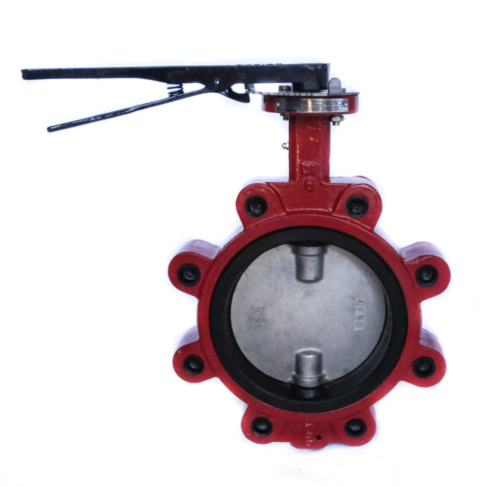 Rubber Lined Butterfly Valves
